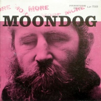 Moondog  ‎– More Moondog