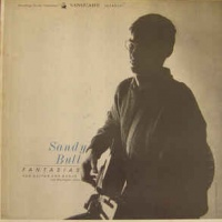 Sandy Bull With Billy Higgins ‎– Fantasias For Guitar And Banjo