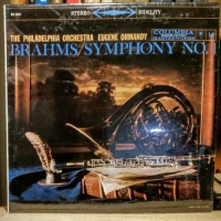 Eugene Ormandy Conducts The Philadelphia Orchestra / Brahms* ‎– Symphony No. 1 In C Minor