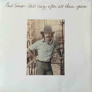 Paul Simon ‎– Still Crazy After All These Years
