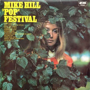 Mike Hill  ‎– Pop Festival