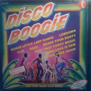 Various ‎– Disco Boogie 2 × Vinyl, LP,