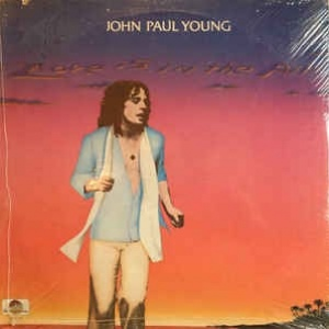 John Paul Young ‎– Love Is In The Air