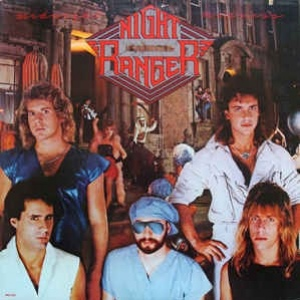 Night Ranger ‎– Midnight Madness
