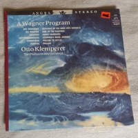Otto Klemperer, The Philharmonia Orchestra* ‎– Klemperer Conducts More Wagner