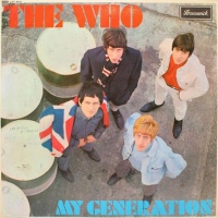 The Who ‎– My Generation