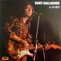 Rory Gallagher ‎– Rory Gallagher Live!