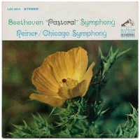 "Ludwig van Beethoven, Fritz Reiner, The Chicago Symphony Orchestra ‎– Beethoven ""Pastoral"" Symphony"