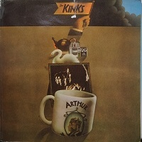 The Kinks ‎– Arthur Or The Decline And Fall Of The British Empire
