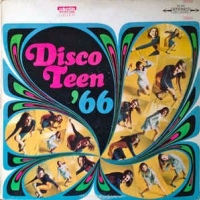Various ‎– Disco Teen '66